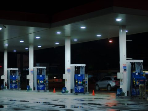 Análise de água para postos de combustíveis
