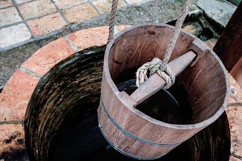 Análise de água para poço semi-artesiano, é possível haver água mineral