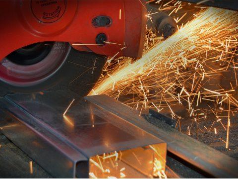 Análise de agentes químicos, varredura de metais de empresas de solda e seus riscos