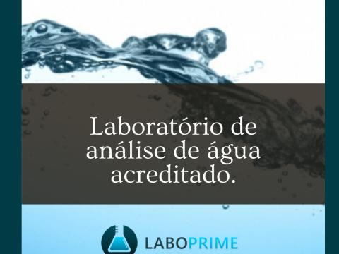 Laboratório de análise de água acr